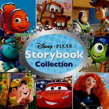 Disney Pixar Storybook Collection Cars Monster Universe Toy Story3 Brave Up Nemo