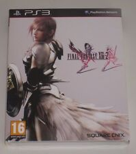FINAL FANTASY XIII - 2 ps3 limitata O Ring FODERA EDITION COFANETTO SIGILLATO Manica