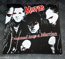 Misfits 'I Turned Into A Martian' Live At The Ritz NYC 81 LP Rare Danzig Samhain