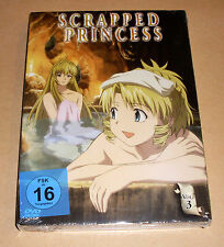 DVD - Scrapped Princess - Vol. 3 - Episoden 9 - 12 - Manga - Deutsch - Neu OVP