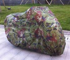 Motorcycle Camouflage Cover for Harley Street Electra Tour Road Glide King