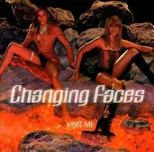 Changing Faces: Visit Me Enhanced Audio CD
