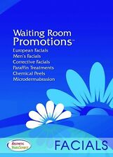 Waiting Room Promotions Spa Facial Video On DVD