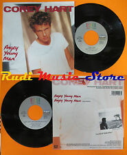 LP 45 7'' COREY HART Angry young man 1986 italy EMI AMERICA 06 2014947 cd mc*dvd