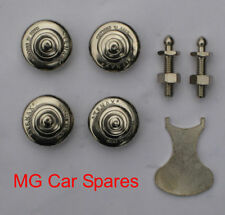 MG Midget Tenax Fasteners Hood (replaces velcro) 4