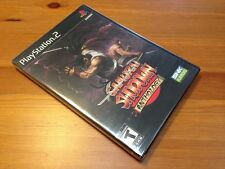 Samurai Shodown Anthology PS2 Brand New Factory Sealed Canadian Release