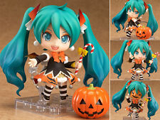 New Hatsune Miku Halloween Ver. #448 Vocaloid Figure Figurine 10cm No Box