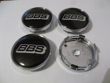 4pcs BBS Wheel Center Caps / Hubs Set 60/56mm
