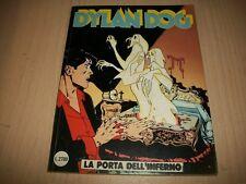 DYLAN DOG PRIMA SERIE ORIGINALE: N.101 LA PORTA DELL'INFERNO.BONELLI FEBBRAIO'95