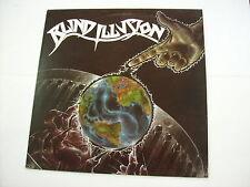 BLIND ILLUSION - THE SANE ASYLUM - LP VINYL EXCELLENT CONDITION 1988