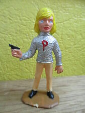 FIGURINE 75mm COMANSI THUNDERBIRDS LADY PENELOPE AG BEIGE  REAMSA GERRY ANDERSON