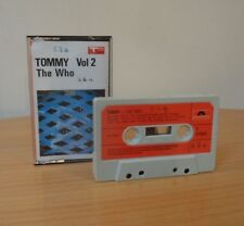 THE WHO-TOMMY-VOLUME 2-TRACK /POLYDOR-1969-CASSETTE