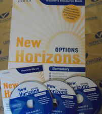 NEW HORIZONS OPTIONS ELEMENTARY con 3 Cd TEACHER'S RESOURCE BOOK - OXFORD