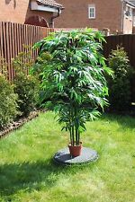 NEW ARTIFICIAL TREE BAMBUS 150CM INDOOR,OUTDOOR,CONSERVATORY,HOME