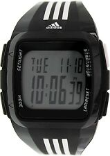 Adidas Men's Duramo ADP6089 Black Silicone Quartz Watch