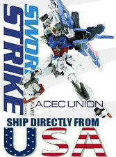 U.S. SELLER - Dragon Momoko 1/100 MG Sword Strike Gundam GAT-X105 Model Kit NEW