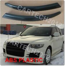 VW Touareg FL Eyebrows Spoiler, ABS PLASTIC, TUNING