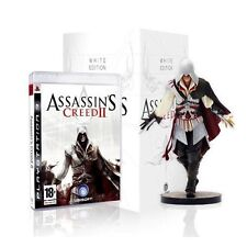 Assassin's Creed II: White Edition (Playstation 3 PS3, Limited Ezio Statue) NEW