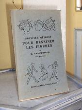 NOUVELLE METHODE POUR DESSINER LES FIGURES GRAND'AIGLE - DESSIN CARICATURE