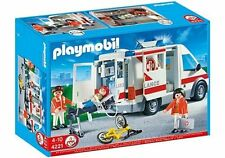 PLAYMOBIL 4221 Ambulance New sealed in box OOP