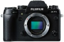 Fujifilm X-T1 16.3 MP Mirrorless Digital Camera Black (Body Only)