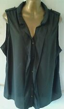 Ladies Fashion Top Blouse  Worthington  Plus Size 1X Lightweight  Summer Wear