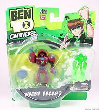BEN 10 Omniverse Fusion WATER HAZARD 10cm action figure alien toy Bandai - NEW!