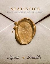 Statistics : The Art and Science of Learning from Data by Christine A....