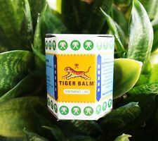 30g WHITE TIGER BALM HERBAL OINTMENT MASSAGE MUSCLE RUB ACHES PAIN RELIEF