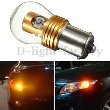 LED 1156 ba15s Amber Yellow Turn Signal Bulb 20W  High Power Tail Light NEW