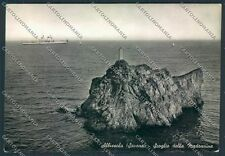 Savona Albissola Foto cartolina C8631 SZA