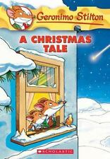 Geronimo Stilton A Christmas Tale Hardcover Book Kids Series Special Edition