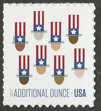 US Uncle Sam's Hat additional ounce single MNH 2017