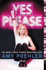 Yes Please by Amy Poehler (Paperback) Free Shipping