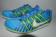 New Nike Mens Zoom Rival D 6 Track Spike Running Shoes 468649-413 sz 7.5