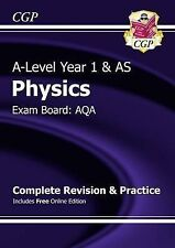 New 2015 A-Level Physics: AQA Year 1 & AS Complete Revision & Practice with Onli