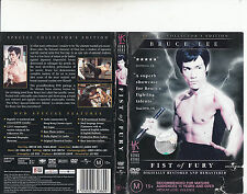 Fist of Fury-1987-Bruce Lee-Hong Kong Movie-DVD