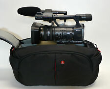Pro MF5 camcorder bag for Sony NXCAM NEX EA50M EA50UH FS100U professional case