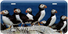 Bird Party Ping Aluminum Any Name Personalized Auto Tag Novelty License Plate