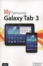 My Samsung Galaxy Tab 3, Watson, Lonzell, Butow, Eric, Good Condition, Book