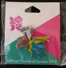 Fencing Olympic Pin~2012~Mascot~Wenlock~New~Official Product of London