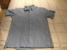 Rohan MEN'S TRAVEL Lino Camicia Taglia Small