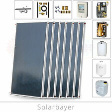 Solarbayer Solarset/Forfait solaire 14.14 m² Installation solaire pour