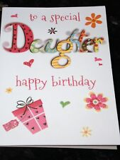 To a Special Daughter Birthday Cards by Eclipse. 76 available - Multi Listing.