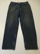 Old Navy Mens Size 38X32 Tapered Leg Blue Jeans Good Condition