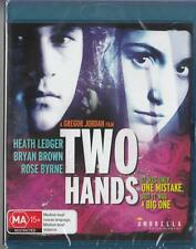 TWO HANDS - HEATH LEDGER - NEW BLU-RAY - FREE LOCAL POST