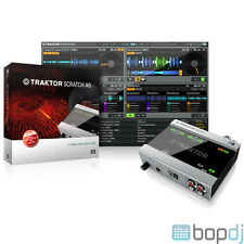 Native Instruments Traktor Scratch A6 - DVS Digital Vinyl System -Latest Version
