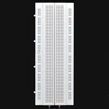 White 840 Point Solderless Breadboard