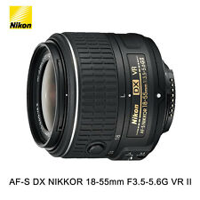 Nikon AF-S DX NIKKOR 18-55mm f/3.5-5.6G VR II For D5200/D3100/D7100//D3200/D3300
