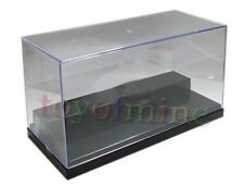 "Plastic Display Case Box for Figure Figurines Toys Dolls7.48""x3""x3.9"""